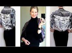 Výsledek obrázku pro hermes scarf how to wear