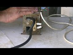 DIY Spot Welding Machine - YouTube