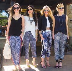 Chic At Every Age: Pajama Pants
