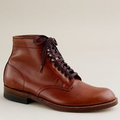 Alden for J.Crew plain-toe boots    http://www.jcrew.com/mens_category/shoes/AldenForJCrew/PRDOVR~47357/47357.jsp