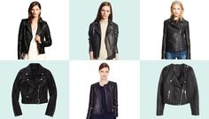 leather jackets That Need To Be On Your Shopping Radar For Fall