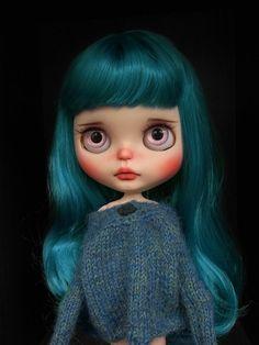Custom Blythe Doll By deDolly #46