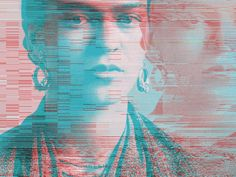 FRIDA_full_LEVELS_dither_gl1_gimp_crop2_12 | by glitch-irion