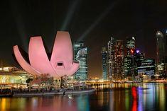 Moshe Safdie | ArtScience Museum | Singapore Marina Bay Sands |10 Bayfront Avenue | Singapore 018956