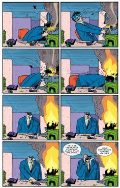 Stuart Immonen 2007: Nextwave: Agents of H.A.T.E. #10 (Inks: Wade Von Grawbadger)