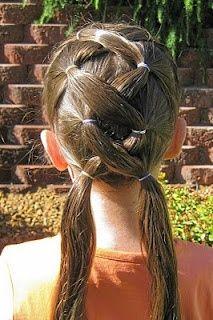 Criss-Cross Applesauce @ Princess Piggies @ Hair Color and Makeover Inspiration