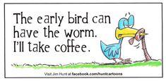I need CAFFEINE, not PROTEIN