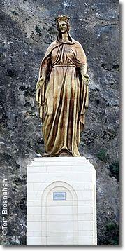 Virgin Mary Statue, near Ephesus, Turkey