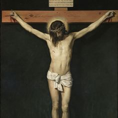 Cristo Crucificado - Diego Velázquez