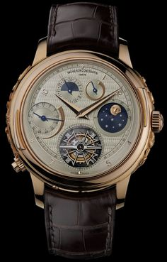 Vacheron Constantin Vladimir Custom Watch