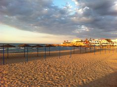 Beach at Javea, Spain