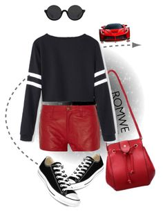 """girls love sport"" by svetalukashevich ❤ liked on Polyvore featuring Converse, Current/Elliott, 3.1 Phillip Lim, women's clothing, women's fashion, women, female, woman, misses and juniors"