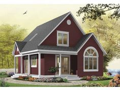 Build your ideal home with this Country house plan with 3 bedrooms(s), 2 bathroom(s), 2 story, and 1226 total square feet from Eplans exclusive assortment of house plans.