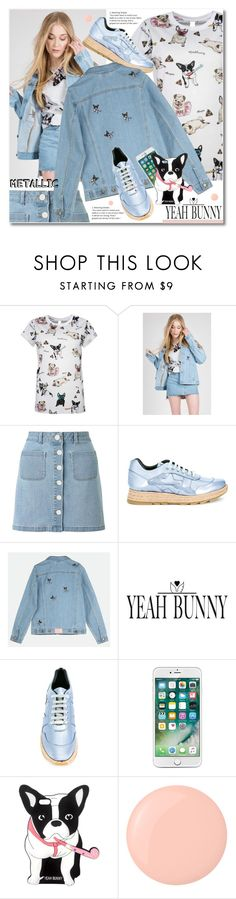 """Untitled #2249"" by svijetlana ❤ liked on Polyvore featuring Miss Selfridge, STELLA McCARTNEY, Yeah Bunny and Essie"
