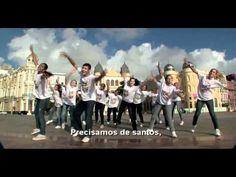 JORNADA MUNDIAL DA JUVENTUDE   JMJ RIO 2013    Precisa    se de Santos    Vox Dei