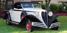 1936 Brewster Ford V8