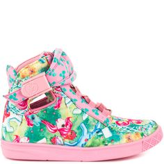 My Little Pony Sneaker - Pink by Iron Fist