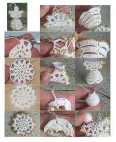 Angel crochet