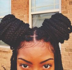 i love this hair style its so cute... i cant wait to get box braids