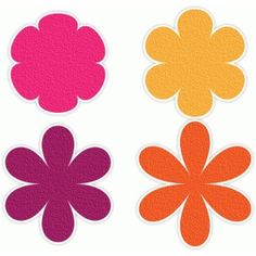 Welcome to the Silhouette Design Store, your source for craft machine cut files, fonts, SVGs, and other digital content for use with the Silhouette CAMEO® and other electronic cutting machines. Paper Flowers Craft, Paper Roses, Felt Flowers, Flower Crafts, Flower Silhouette, Silhouette Design, Foam Crafts, Paper Crafts, Flower Patterns