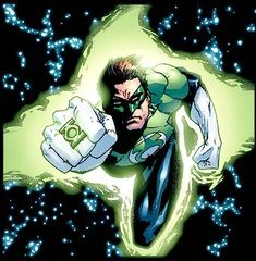 GREEN LANTERN: Hal Jordan (DC COMICS)