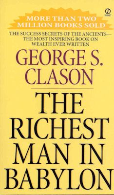 Richest Man In Babylon The Investing Books Motivational Books Rich Man