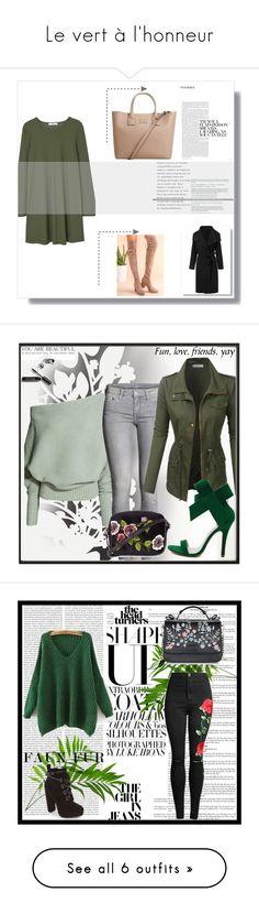 """Le vert à l'honneur"" by sha-shu ❤ liked on Polyvore featuring By Lassen, Élitis, Bobbi Brown Cosmetics, Oris, Moschino, Kenzo, Alexander Wang, Calvin Klein Underwear, Lacoste and '47 Brand"