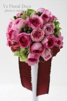 イヴピアッチェのブーケ ys floral deco