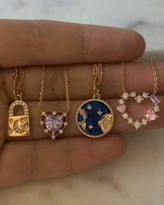 Cute Jewelry, Jewelry Accessories, Accesorios Casual, Jewelery, Jewelry Necklaces, Fashion Jewelry, Fashion Ring, Fashion Bracelets, Style