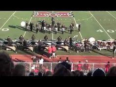 LakeHighlands Drumline at Lonestar 2012