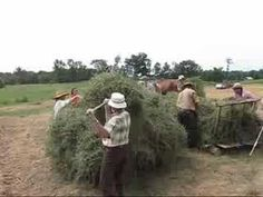 Tillers International Small Scale Hay Making Class