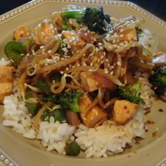 Chicken Stir Fry Recipe   Just A Pinch Recipes, I added the nutritional information as that is important for diabetics.  Nutritional information: Per Serving. Calories; 355, Total Fat; 7.2 g,  Saturated Fat; 1.1 g, Sodium; 157.7 mg, Potassium; 204 mg, Total Carbohydrate; 30.5 g, Dietary Fiber; 2.5g, Sugars 3.5 g, Protein 4.6 g.