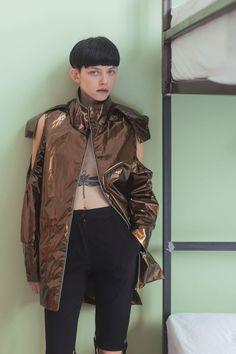 Beradze SS17 Lookbook Ph- Louisa Chalatashvili Model- Tina Dalakishvili instagram- @tamunaberadze #fashion #beradze #model #photography #vogue #fashionweek #cool #modern #design #emergingdesigners