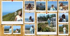 Quadro com 12 Fotos