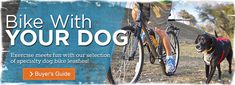 Gear for Biking With Your Dog!