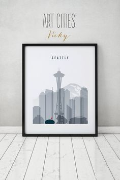 Hey, I found this really awesome Etsy listing at https://www.etsy.com/listing/247789411/seattle-print-seattle-poster-wall-art