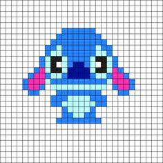 Stitch by BreAnda_98 on Kandi Patterns