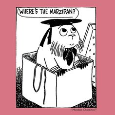 Time to bring out the marzipan Moomin Books, Fuzzy Felt, Battle Of The Planets, Cute Goth, Moomin Valley, Tove Jansson, Character Sketches, Life Is An Adventure, Marzipan