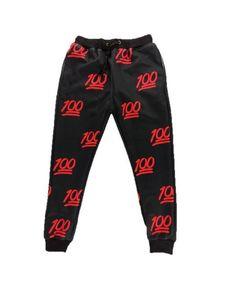 Egg and Bacon Skull Crossbones Boys Sweatpants Boys Jogger Pants Teen Fleece Pants Black
