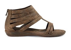OluKai sandals with built in arch support
