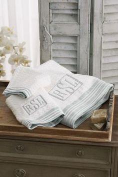 Provence Towel - Turkish Bath Towels, Soft Cotton Towels, Luxury Towels | Soft Surroundings