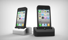 Backed this on Kickstarter too..... the ultimate iphone dock!