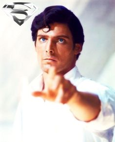 Christopher Reeve - superman-the-movie Photo Real Superman, Comic Superman, Batman, Superman Photos, Original Superman, Superman Stuff, Dc Comics, Christopher Reeve Superman, Wow Photo
