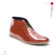 """Strawberry Shoes are based on the """"Opening Ceremony"""" footwear."""