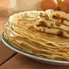 Crepes a volonte dukan thermomix
