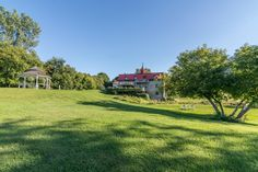 +++ FOR SALE +++ 1-3, rue du Moulin, Rigaud, Qc Incredible 'picture perfect' WATERFRONT property with protected harbour. 2 DAMS on the property with a winding creek leading to what was a Seignorial Mill.Main house encompasses traditional spacious rooms. Secondary house has open reception rooms with walk-out Basement; additional interesting rooms some with stone walls.2 Dams. Additional vacant lots. http://www.profusionimmo.com/en/property/details/20641809.html#.VLAcTHseqzk