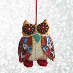 Calico Owl