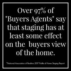 2017 home staging statistics