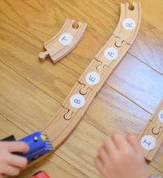 10 EYFS Literacy Activities to Make Development More Fun Eyfs Activities, Train Activities, Learning Activities, Train Tracks, Train Rides, Transport Topics, Curiosity Approach, Wooden Train, Autism Resources