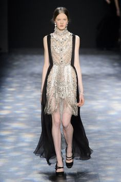 All the Looks From the Marchesa Fall 2016 Ready-to-Wear Show